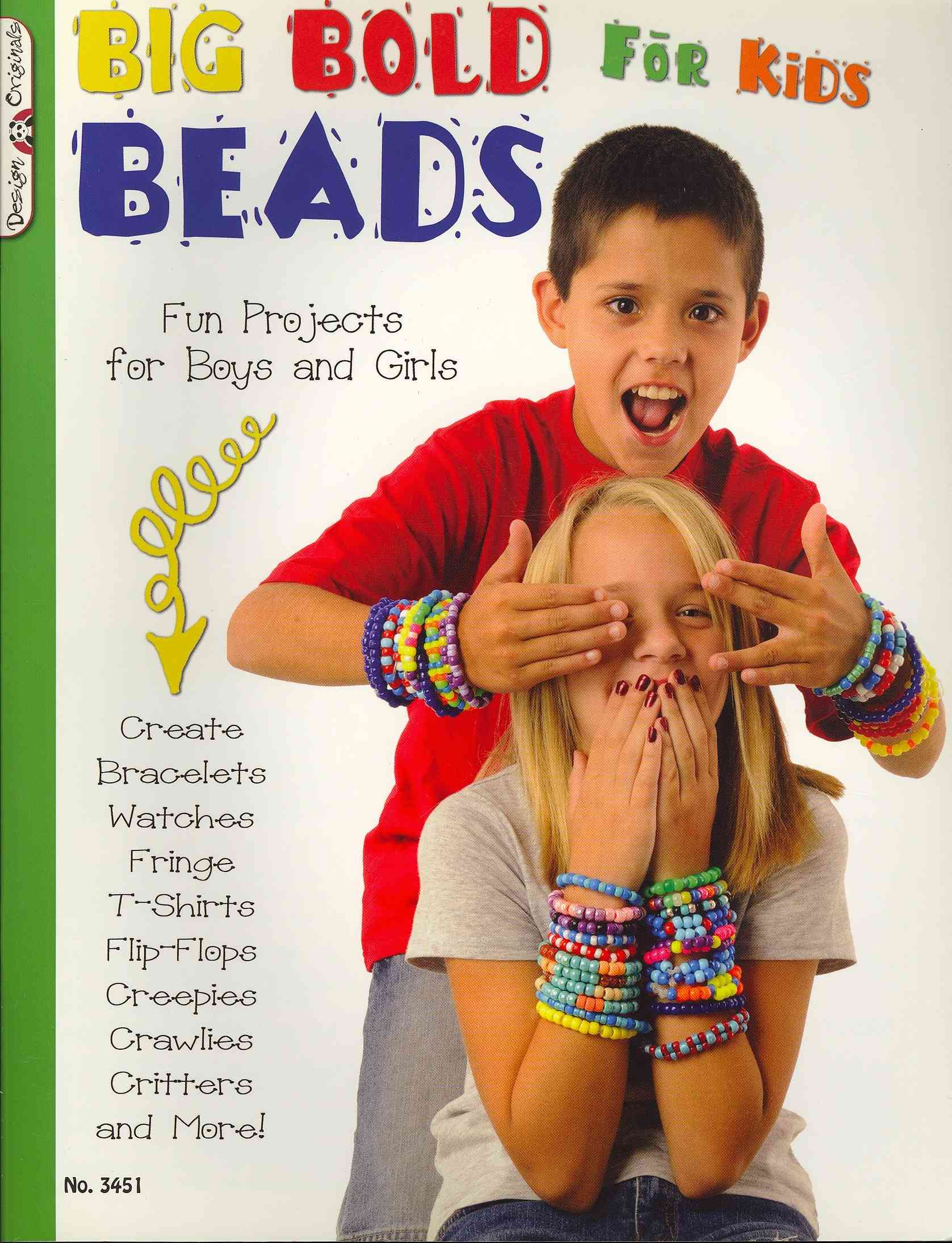 Big Bold Beads for Kids By McNeill, Suzanne